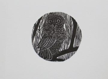 Deborah Wood - Yi owl