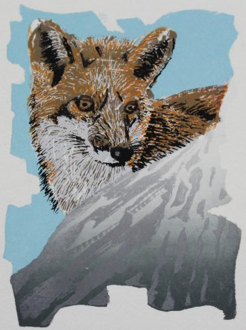 Ann McCall - Red Fox