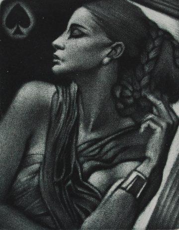 Hristo Kerin - Queen of spades