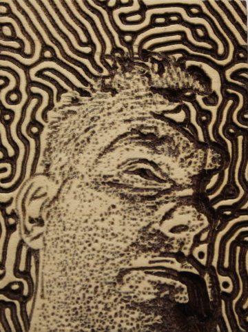 Christian Paquette - Labyrinthe de la création