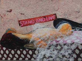 Patricia Clerckx - Stand and live