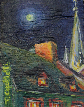 Terry Cipelletti - Pleine lune 1