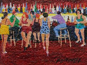 Martha Markowsky - Les femmes