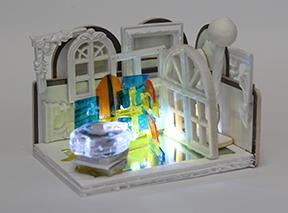 Pierre Malik - Light mapping (moove the boton)