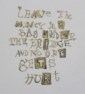 Martine Savard - Leave the money