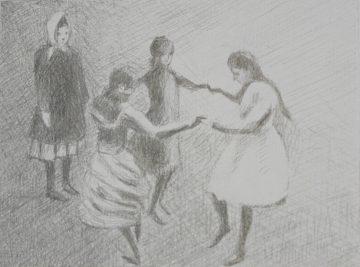 Zsenka Valyi - La danse