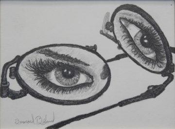 Bernard Béland - Oeil pour oeil