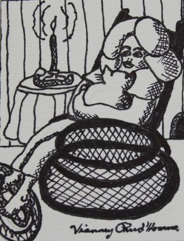 Vianney Prud'Homme - Blanc et noir 2
