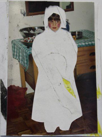 Sabina Chauvin-Bouchard - La fois où j'avais une mère ..
