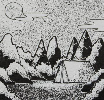 Stéphanie Turgeon-Girard - Camping d'été