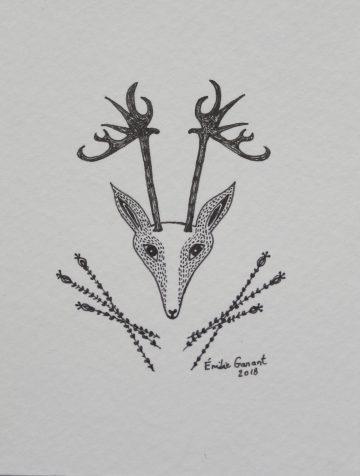 Émilie Garant - Les bois